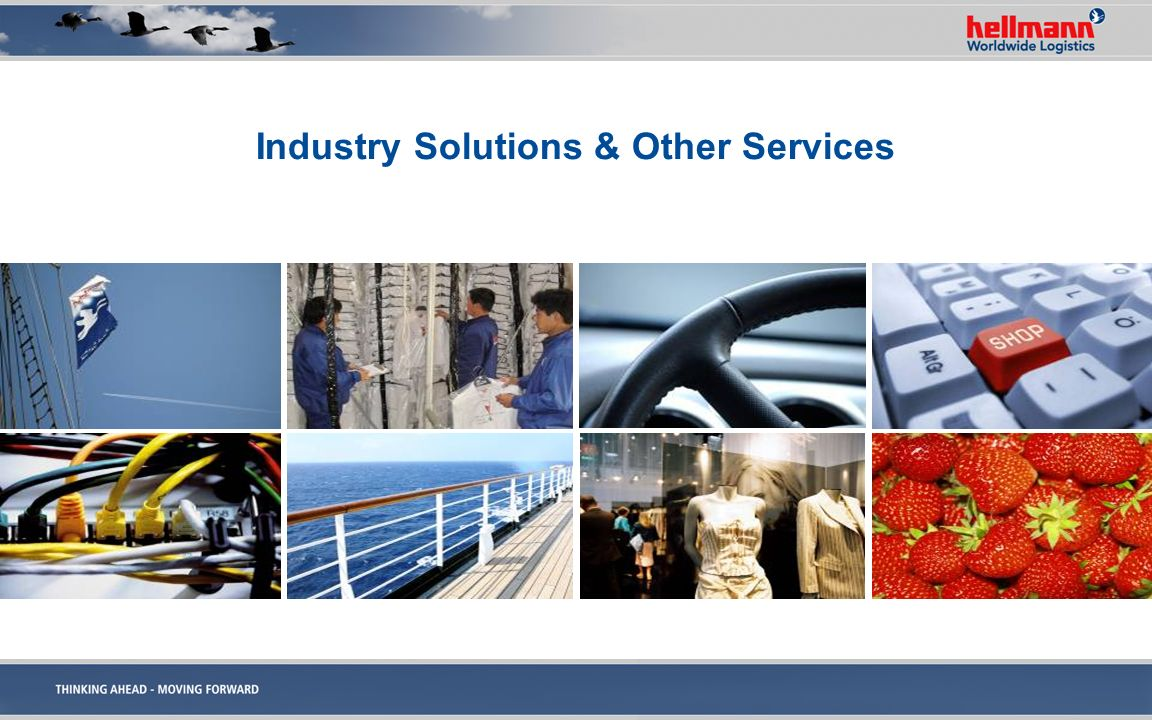 Industry Solutions & Other Services