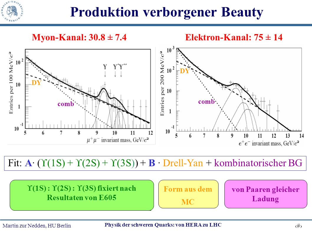 Produktion verborgener Beauty