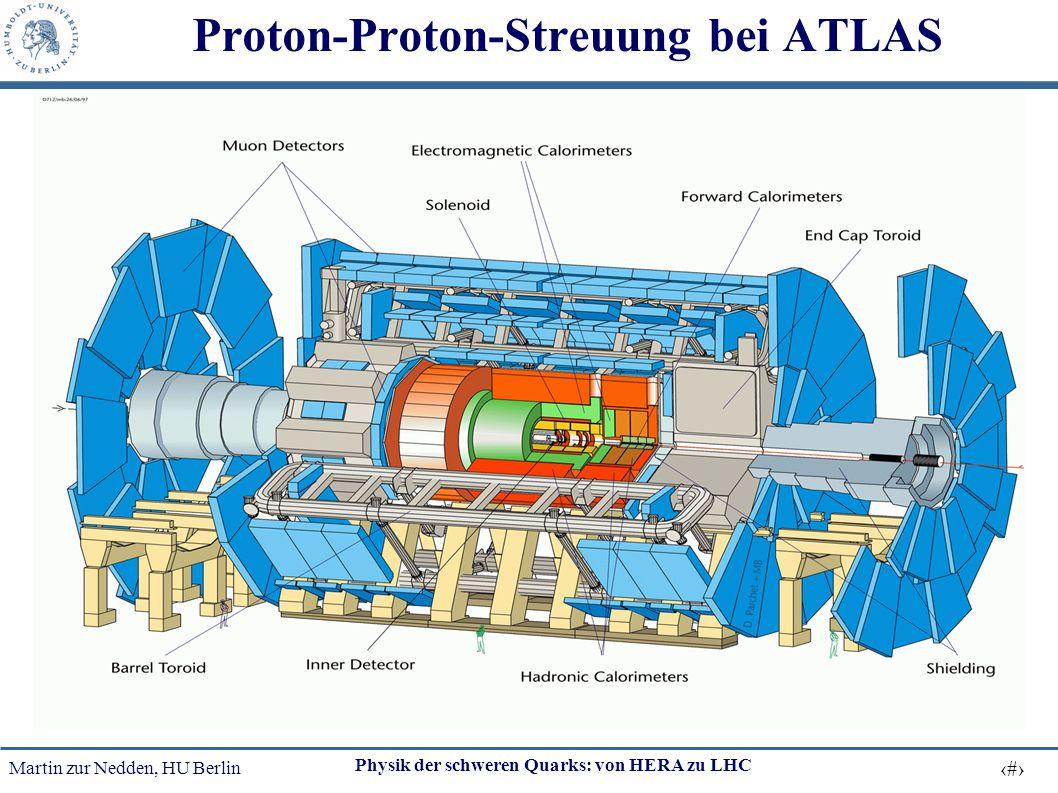 Proton-Proton-Streuung bei ATLAS