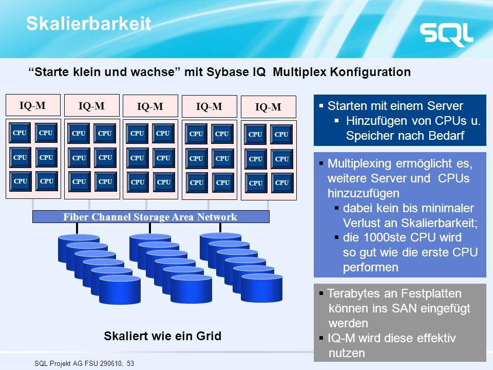 Fiber Channel Storage Area Network