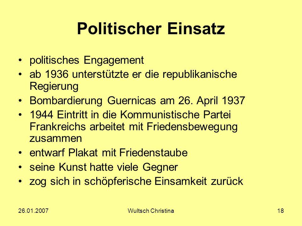 Politischer Einsatz politisches Engagement