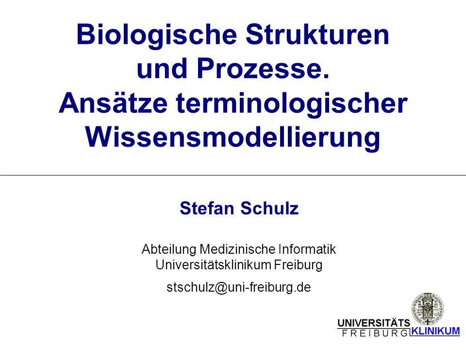 Abteilung Medizinische Informatik Universitätsklinikum Freiburg