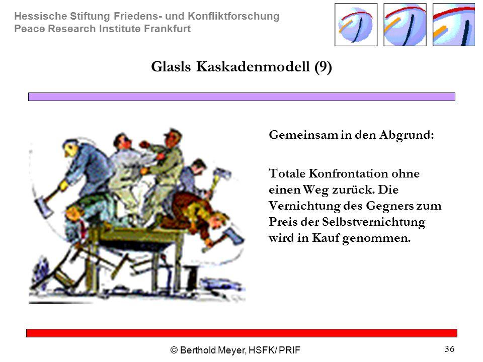 Glasls Kaskadenmodell (9)