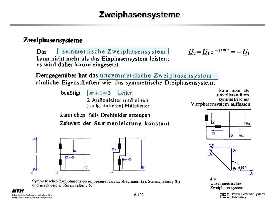 Zweiphasensysteme V-193