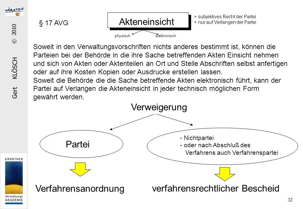 "Die Erledigung § 18 AVG § 18 Abs 2 AVG ""Schriftformgebot"