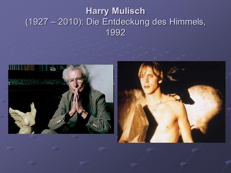 Harry Mulisch (1927 – 2010): Die Entdeckung des Himmels, 1992