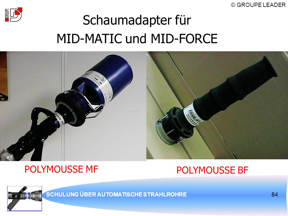 MID-MATIC und MID-FORCE