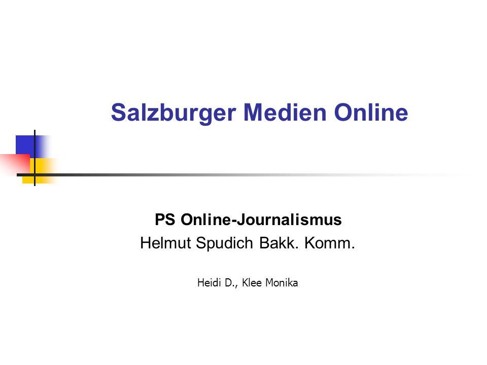 Salzburger Medien Online