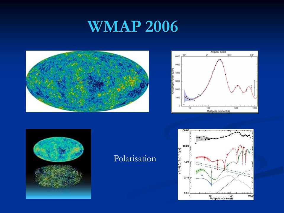 WMAP 2006 Polarisation