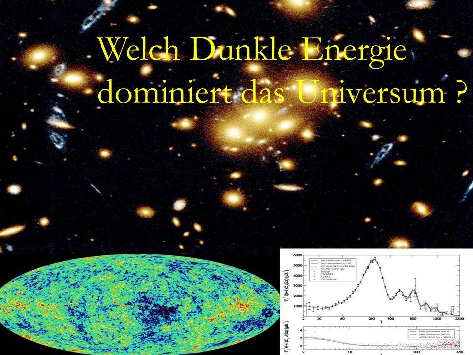 dominiert das Universum
