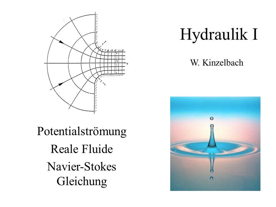Navier-Stokes Gleichung
