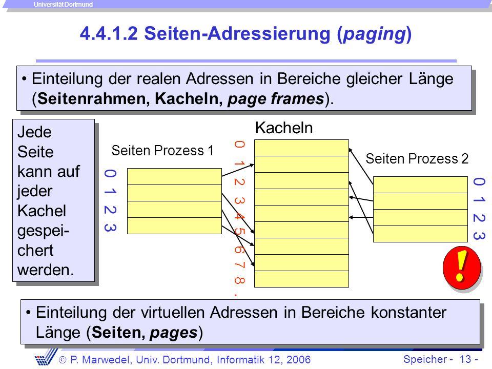 4.4.1.2 Seiten-Adressierung (paging)