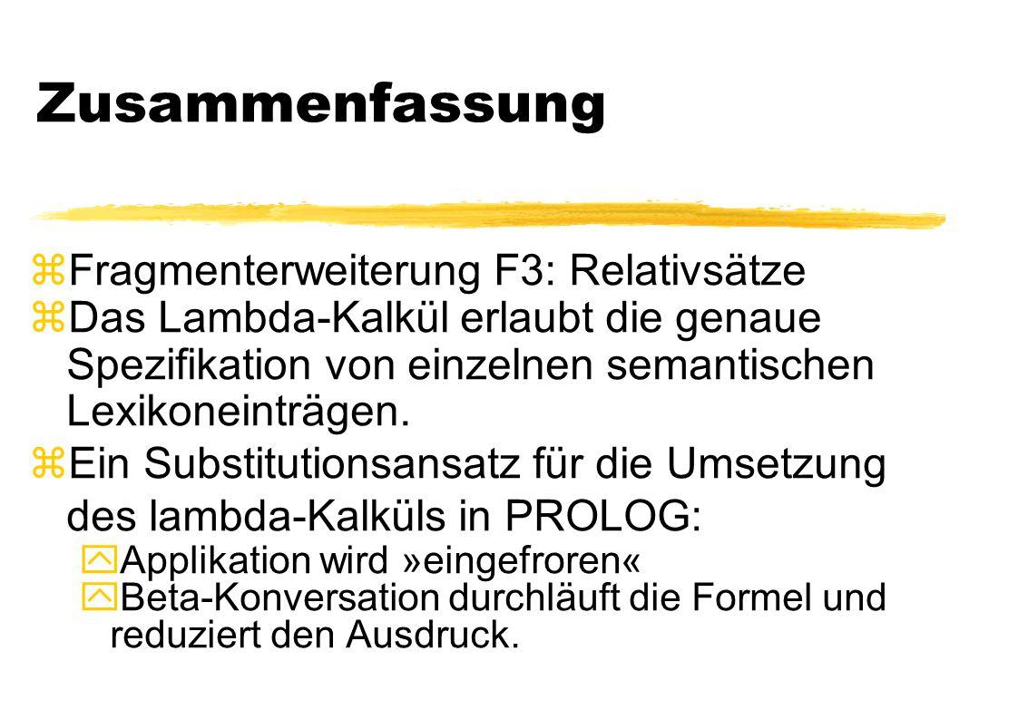 Zusammenfassung Fragmenterweiterung F3: Relativsätze