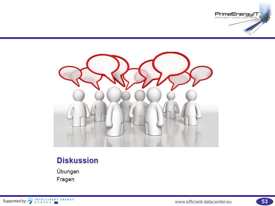 Diskussion Übungen Fragen