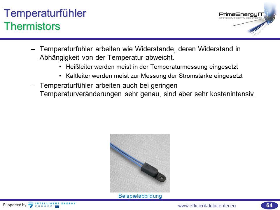Temperaturfühler Thermistors
