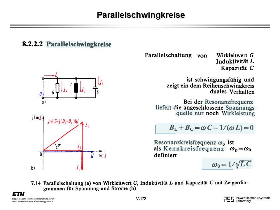 Parallelschwingkreise