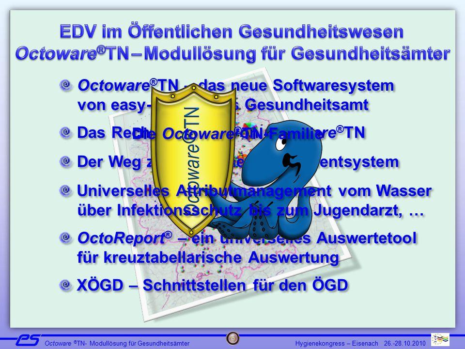 EDV im Öffentlichen Gesundheitswesen