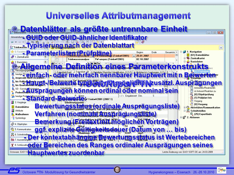 Universelles Attributmanagement