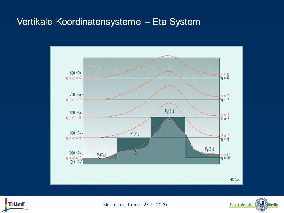 Vertikale Koordinatensysteme – Eta System