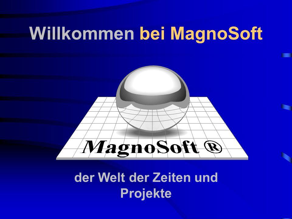 Willkommen bei MagnoSoft