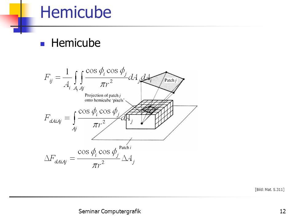 Seminar Computergrafik
