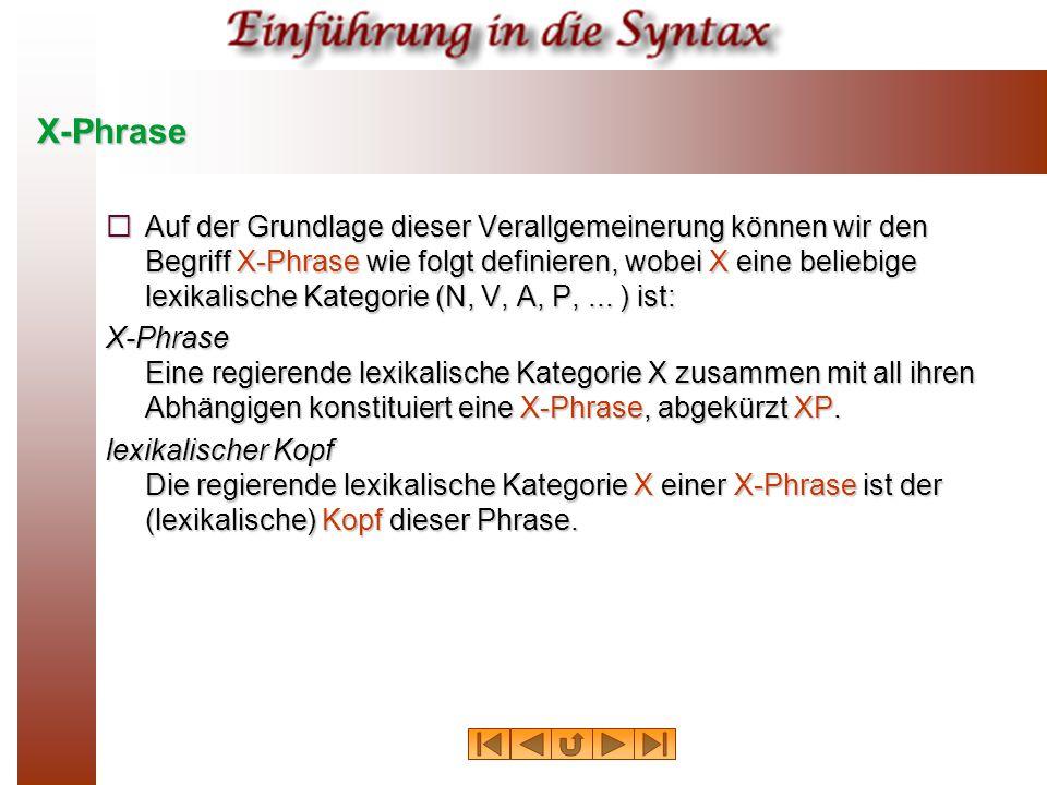 X-Phrase