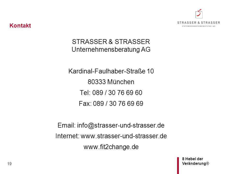 STRASSER & STRASSER Unternehmensberatung AG