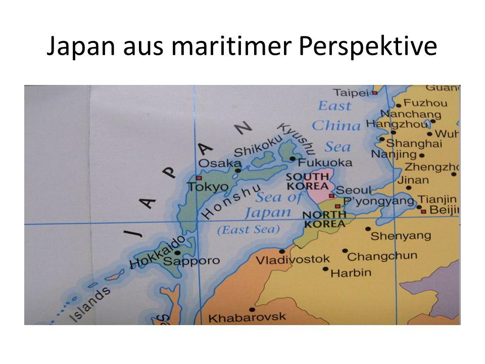 Japan aus maritimer Perspektive