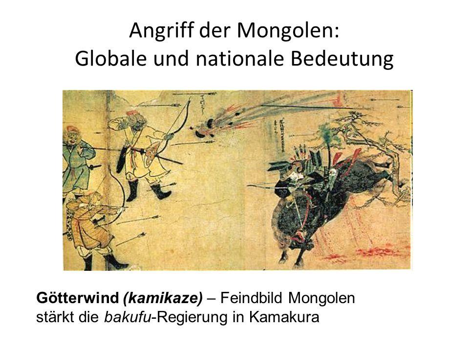 Angriff der Mongolen: Globale und nationale Bedeutung