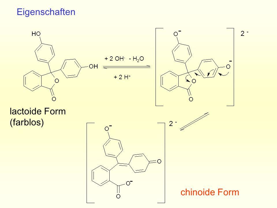 lactoide Form (farblos)
