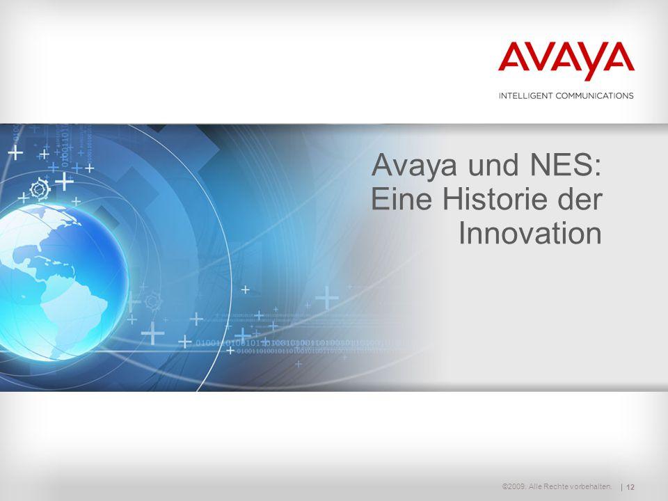 Avaya und NES: Eine Historie der Innovation