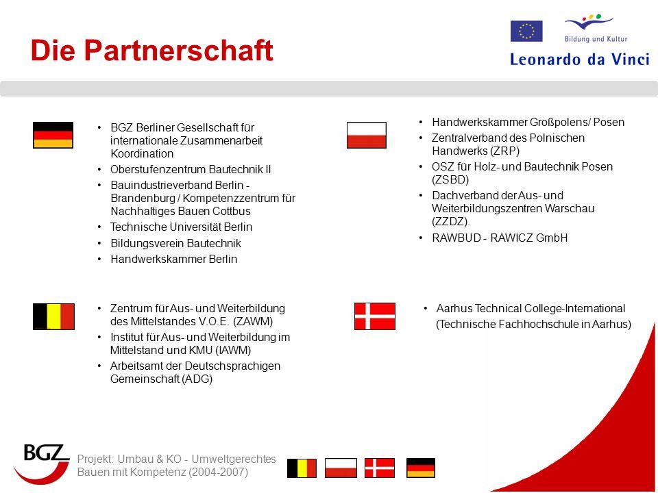 Die Partnerschaft Handwerkskammer Großpolens/ Posen