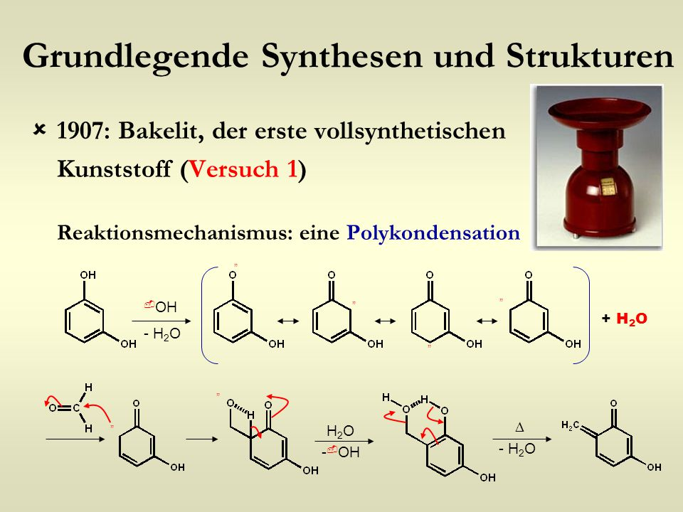 Grundlegende Synthesen und Strukturen