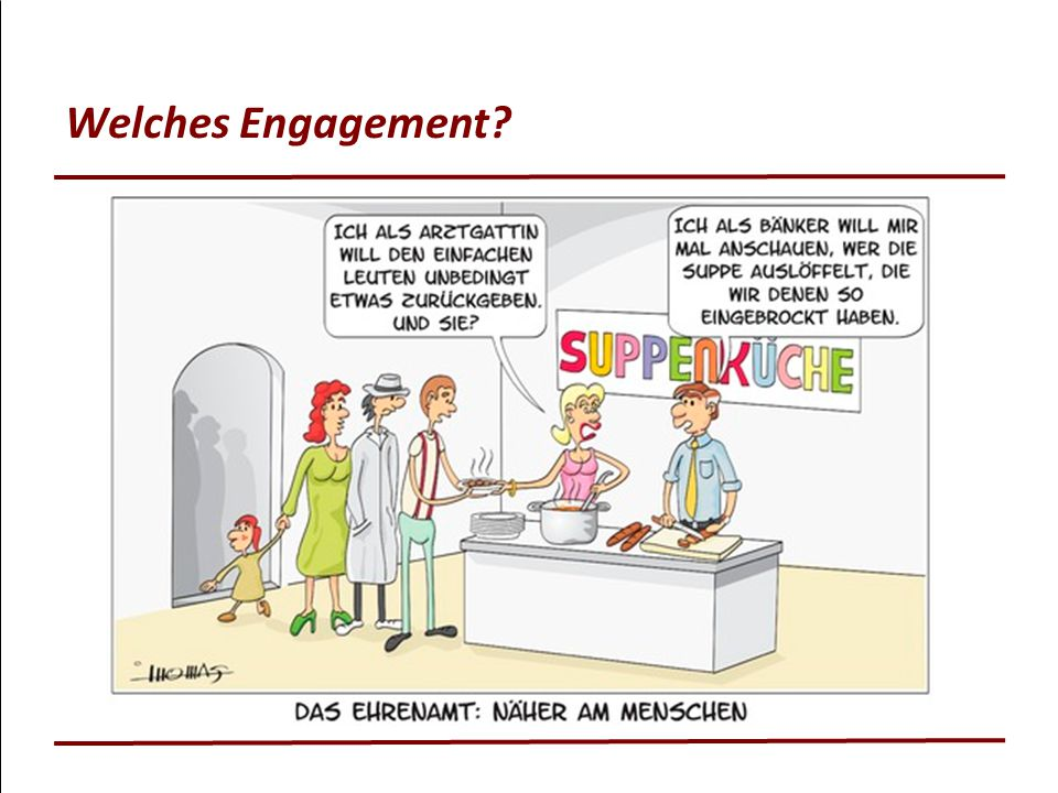 Welches Engagement