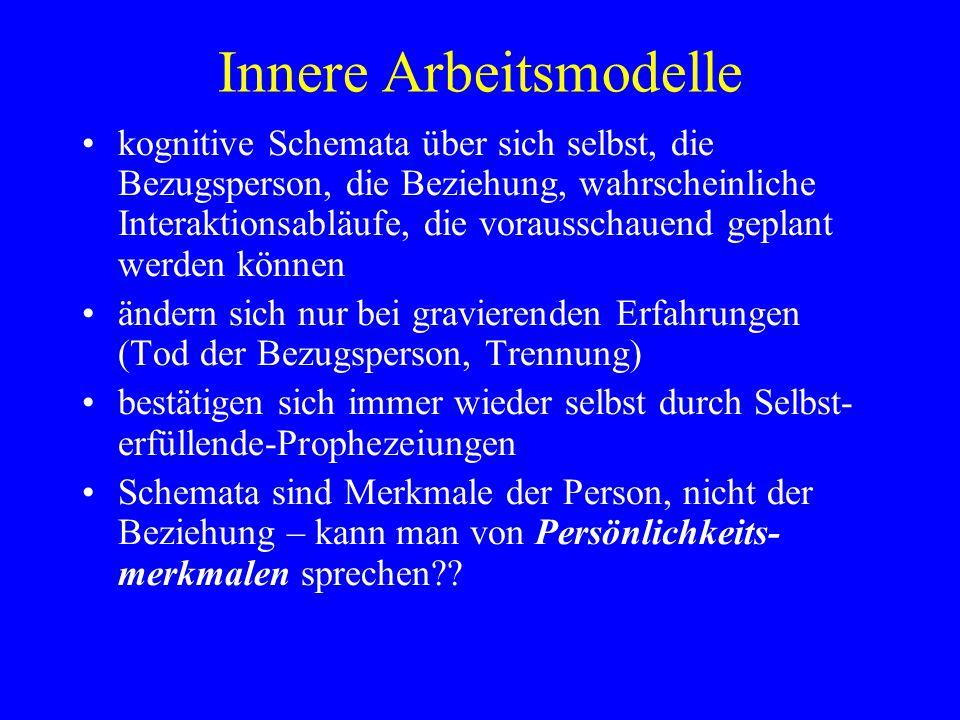 Innere Arbeitsmodelle