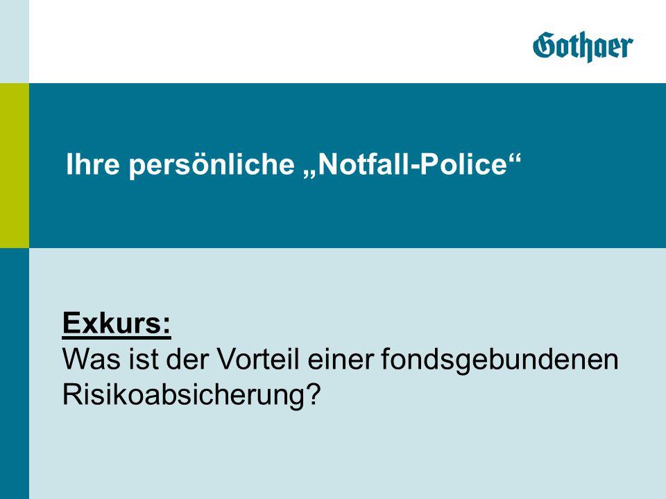 """Ihre persönliche """"Notfall-Police"""