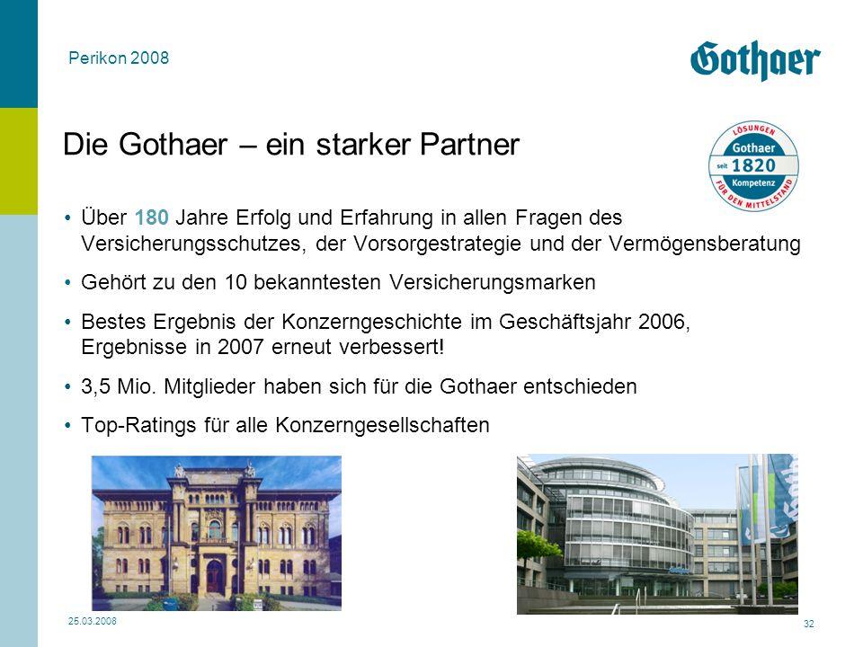 Die Gothaer – ein starker Partner