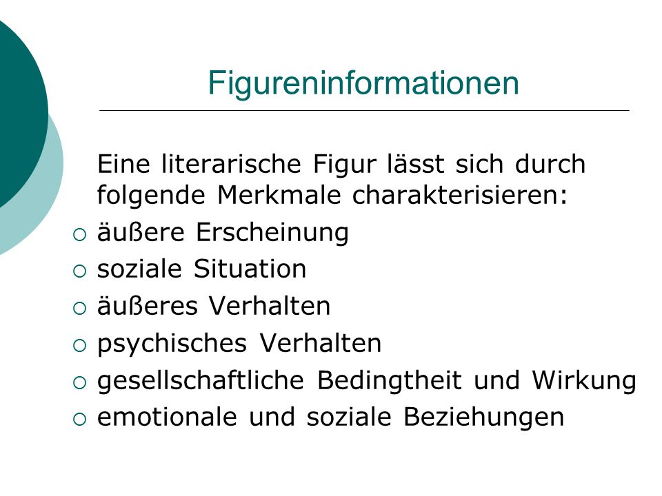 Figureninformationen