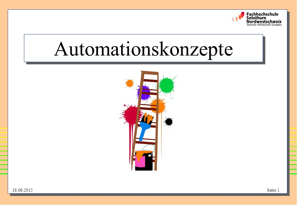 Automationskonzepte
