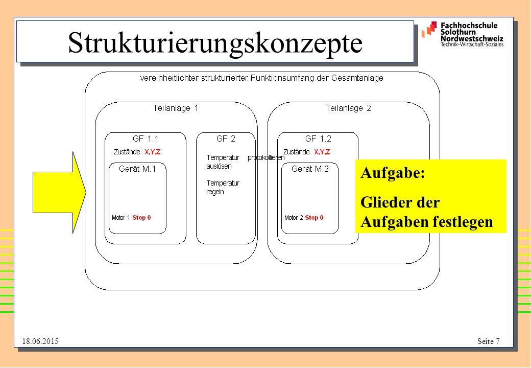 Strukturierungskonzepte