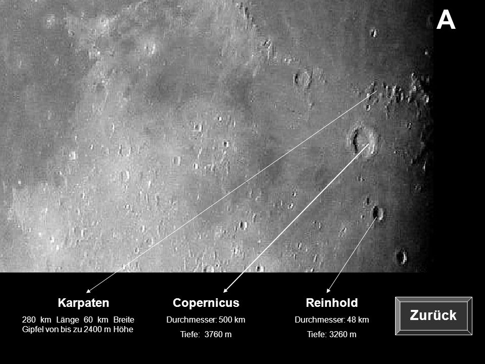 A Zurück Karpaten Copernicus Reinhold