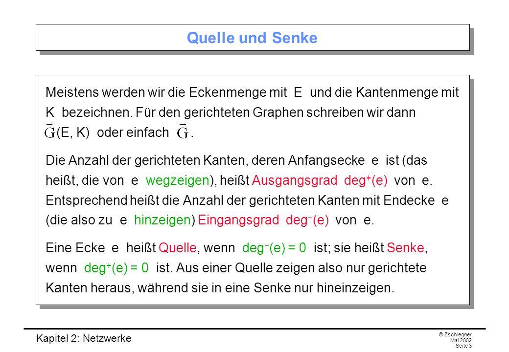 Quelle und Senke