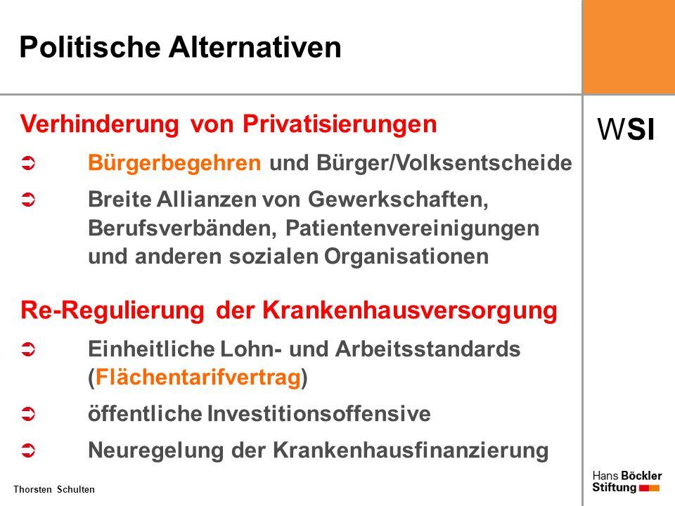 Politische Alternativen