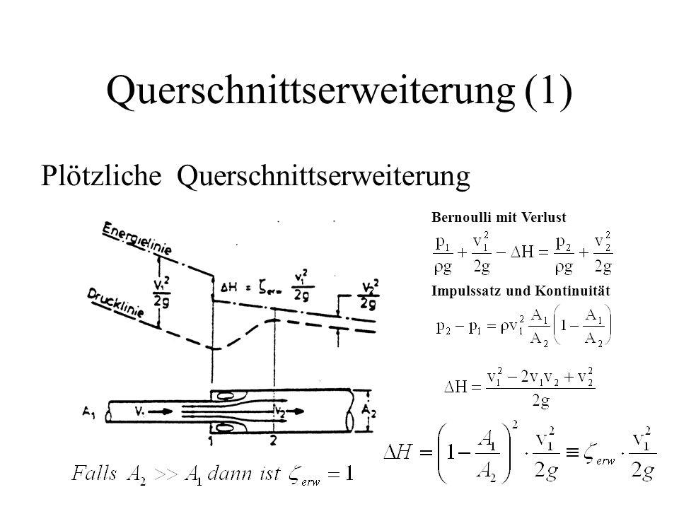 Querschnittserweiterung (1)