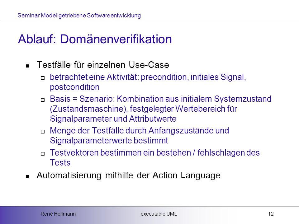 Ablauf: Domänenverifikation