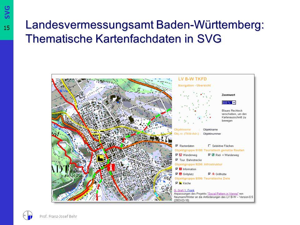 Landesvermessungsamt Baden-Württemberg: Thematische Kartenfachdaten in SVG