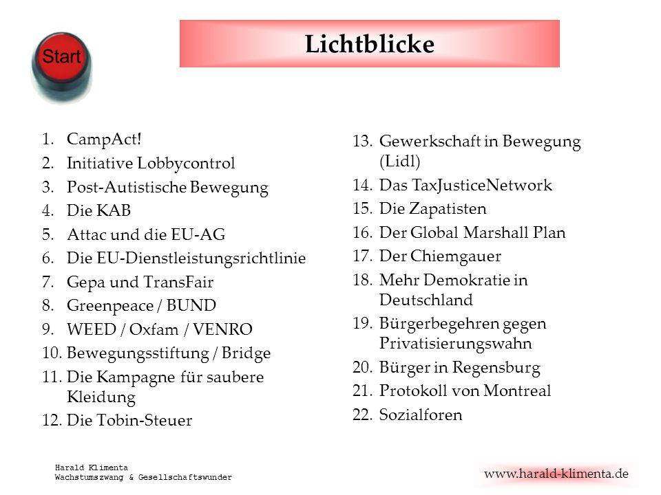 Lichtblicke CampAct! Gewerkschaft in Bewegung (Lidl)