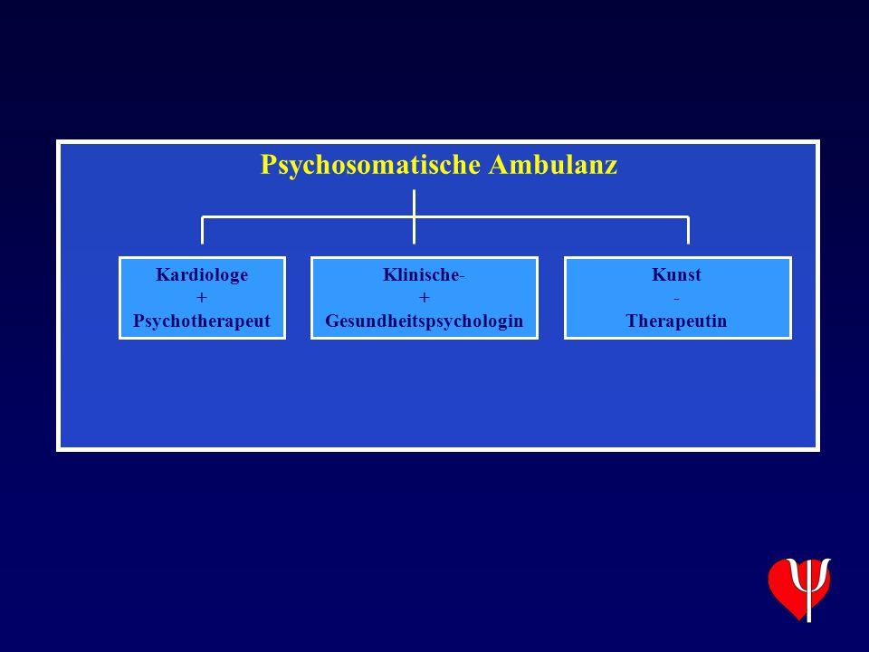 Psychosomatische Ambulanz Gesundheitspsychologin