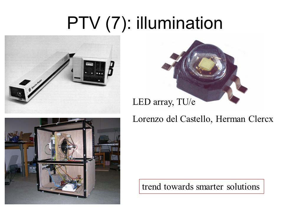 PTV (7): illumination LED array, TU/e