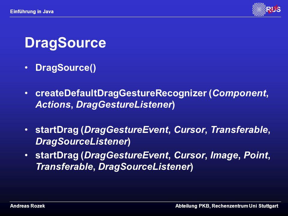 DragSource DragSource()